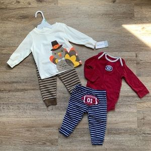 Carters 6 Month Fall Bundle